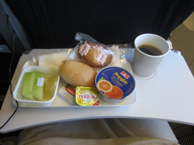 cuban airplane food